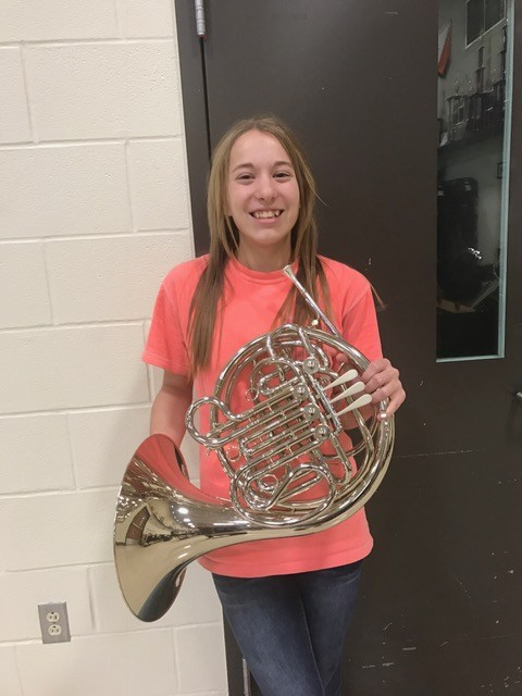 SHS Sophomore Performed with ATSSB All-State Band Thumbnail Image