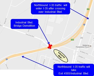 Nugent Bridge Closing for 8 months