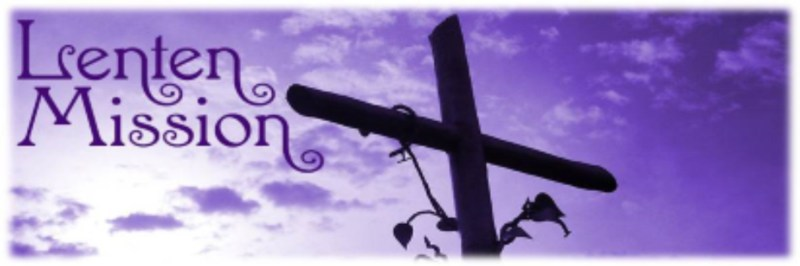 Lenten Mission with Fr. David Kruse Thumbnail Image