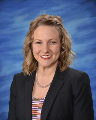 Principal Sarah Deslatte