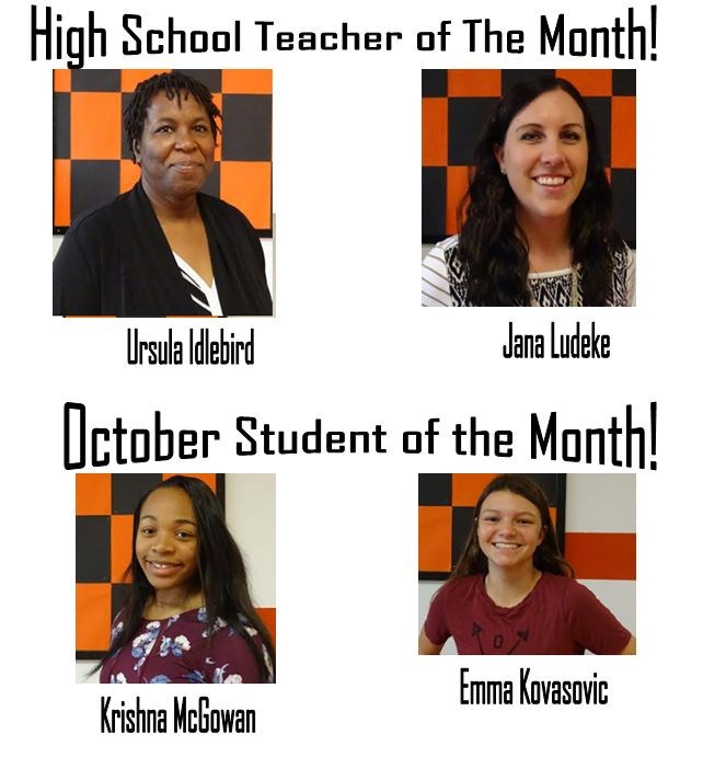 Students and Teachers of OCTOBER! Thumbnail Image