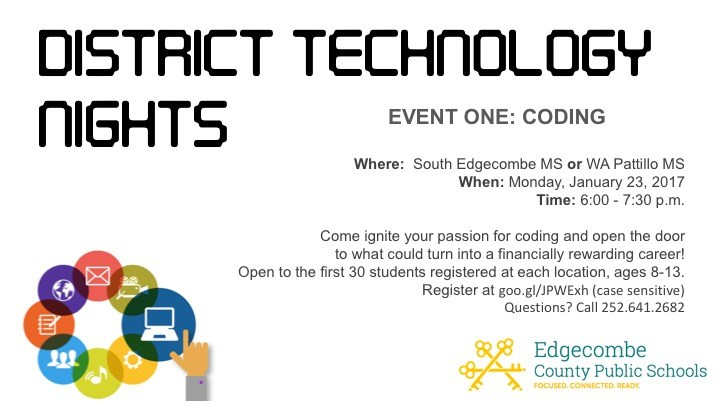 District Technology Night