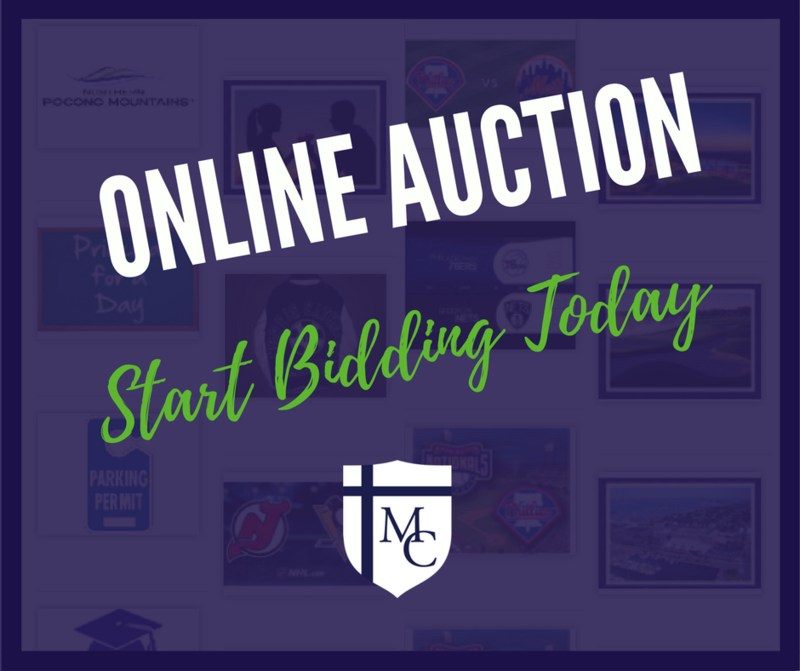 28th Annual Spring Auction Online Bidding Thumbnail Image