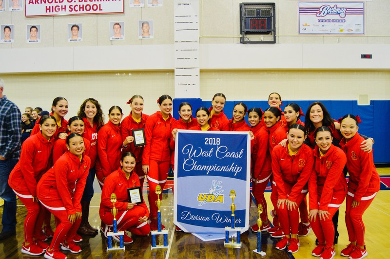 Rosary Dance Team brings home more wins! Featured Photo
