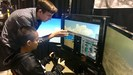 North HIgh School Aviation students show off flight simulator!