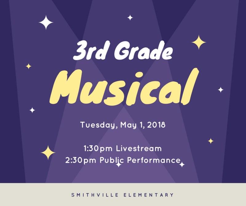 3rd Grade Musical Thumbnail Image