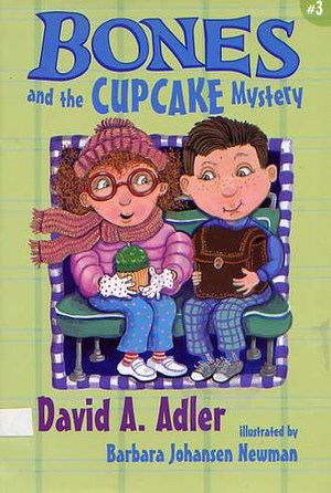 bones and cupcake mystery book cover