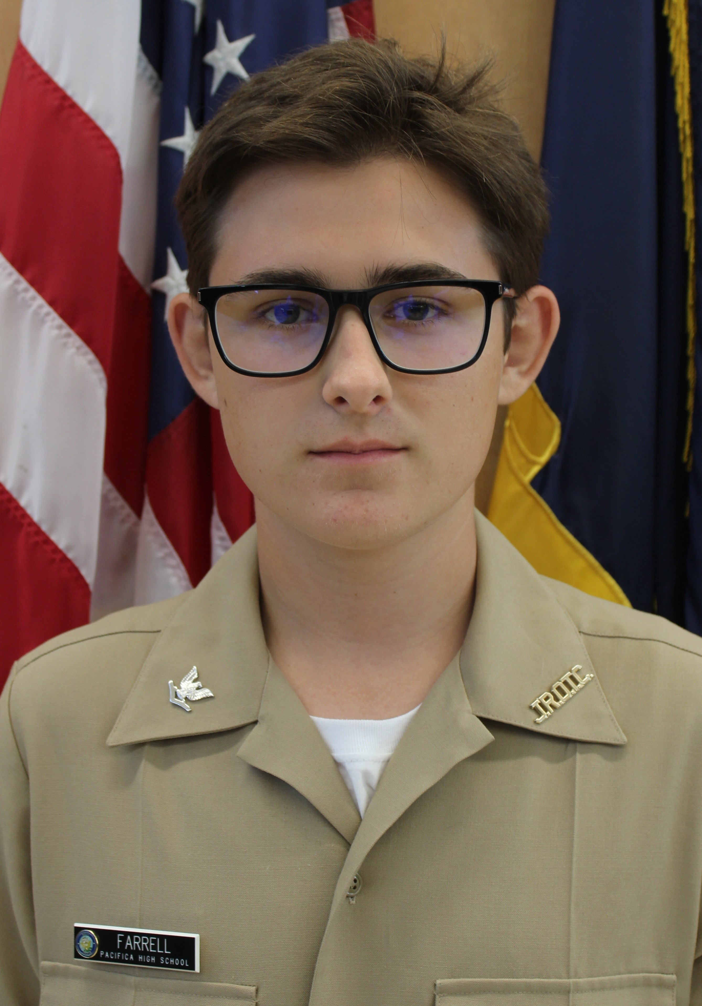 Cadets of the Month 2017-2018 – NJROTC – Pacifica High School