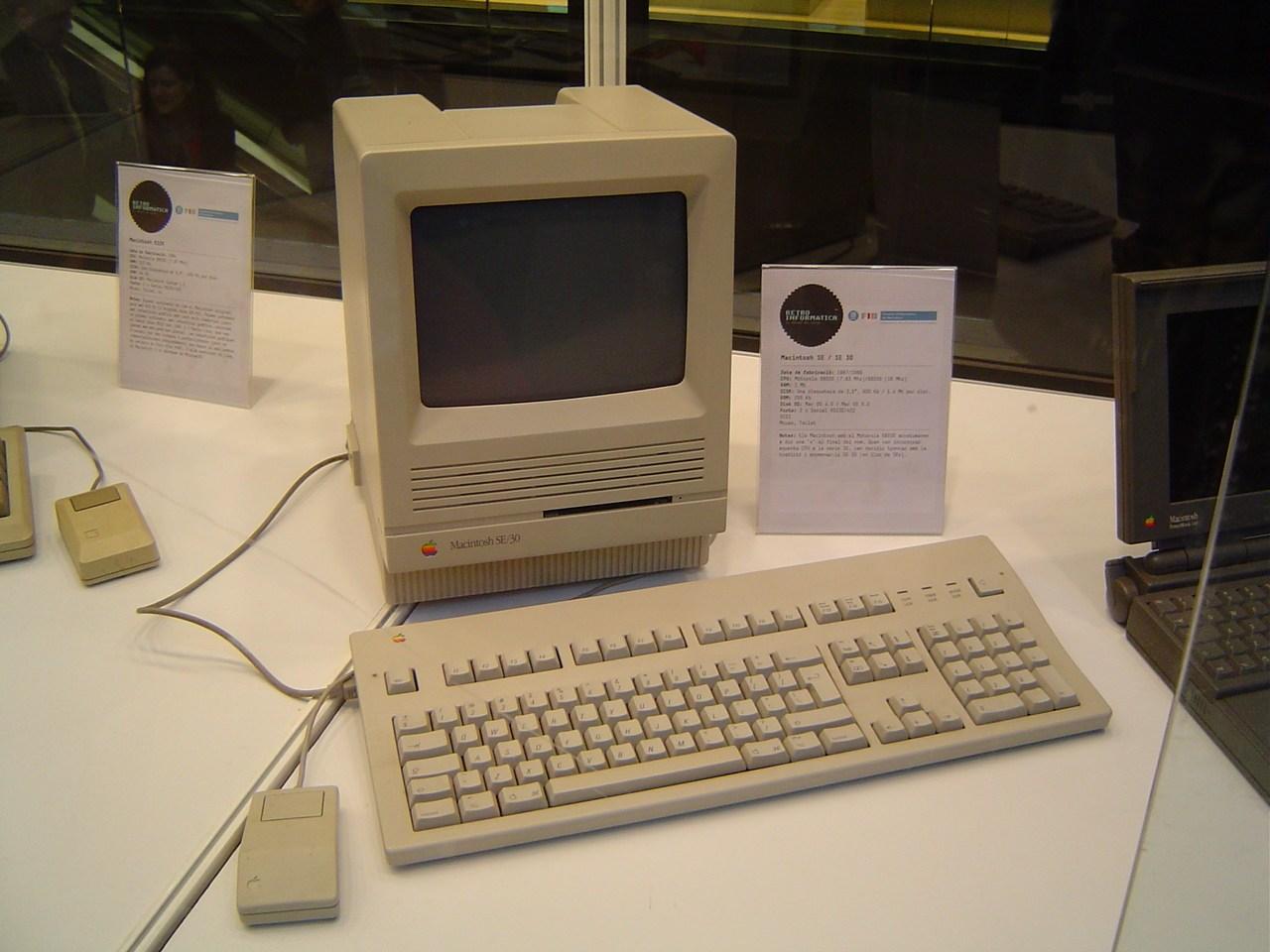 1st apple computer