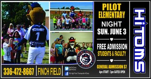 Pilot Elementary Night at the HiToms