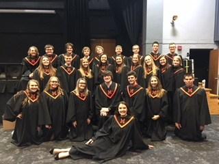 WCAC Honor Choir Thumbnail Image