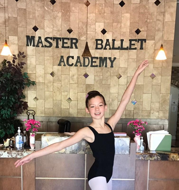 Alumna del Instituto Cumbres Cancún ganó una beca para participar en el Master Ballet Academy Featured Photo
