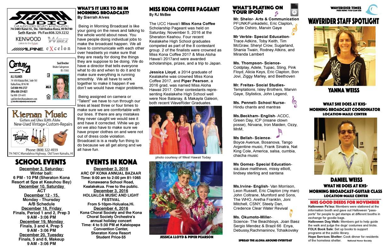 WaveRider Times Nov 2016