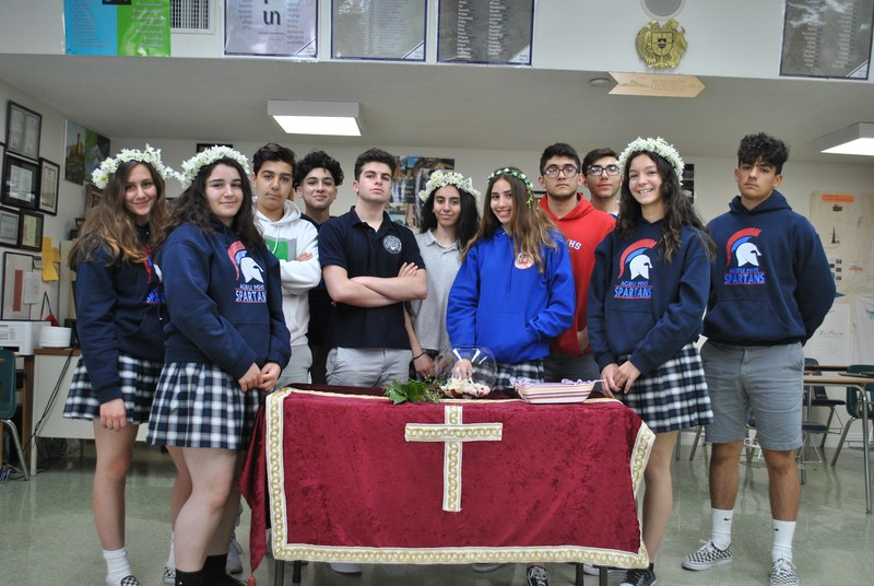 Մեր Աշակերտները Համբարձումը Տօնեցին Featured Photo