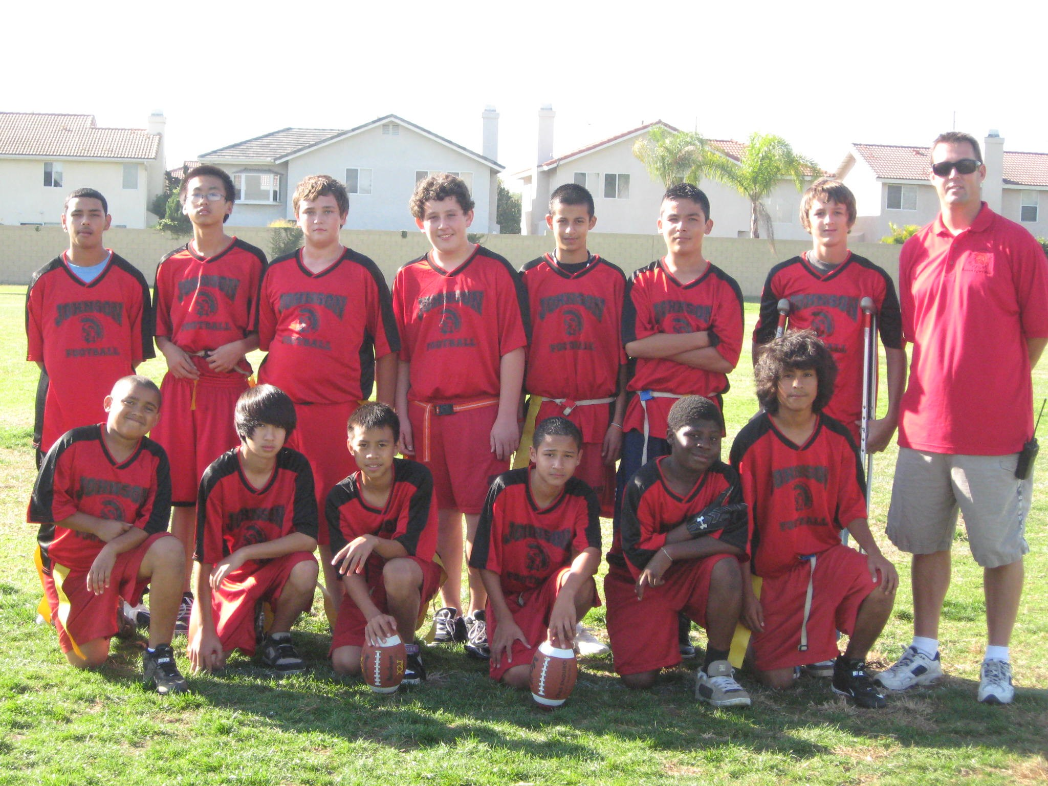 Boys Team