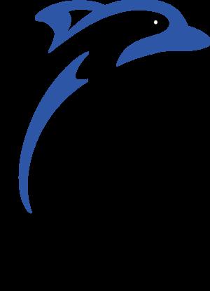 Dobson Academy Dolphin Mascot