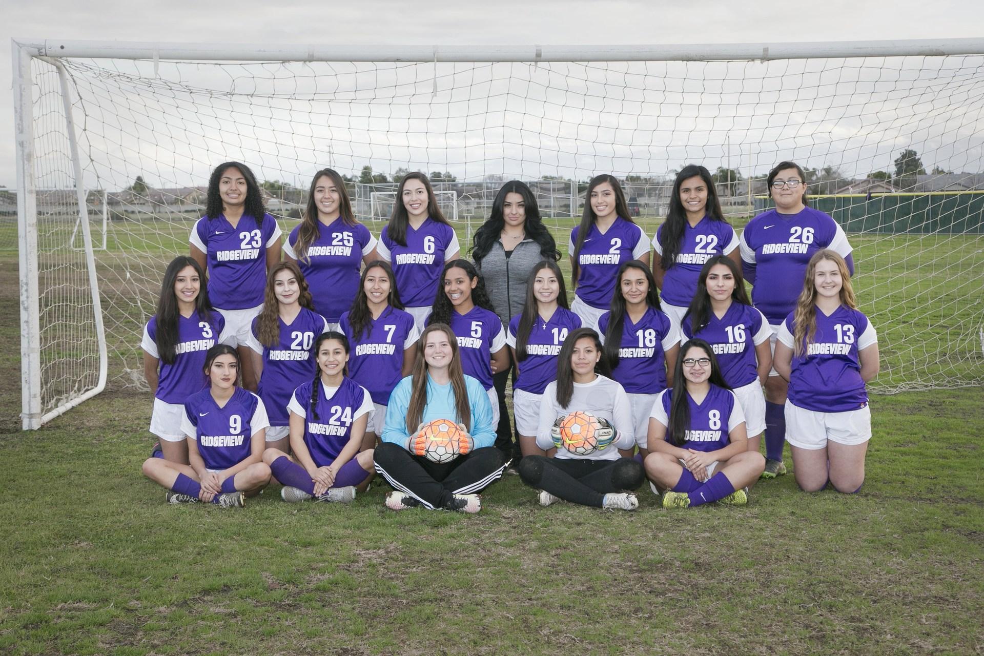 RHS Girls Varsity Soccer
