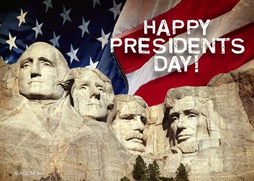 Presidents Day Holiday Break (Feb. 19 - Feb. 23) Featured Photo