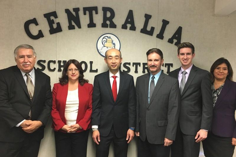 Centralia Board of Trustees