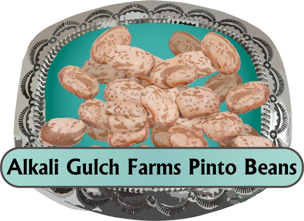 Alkali Gulch Pinto Beans
