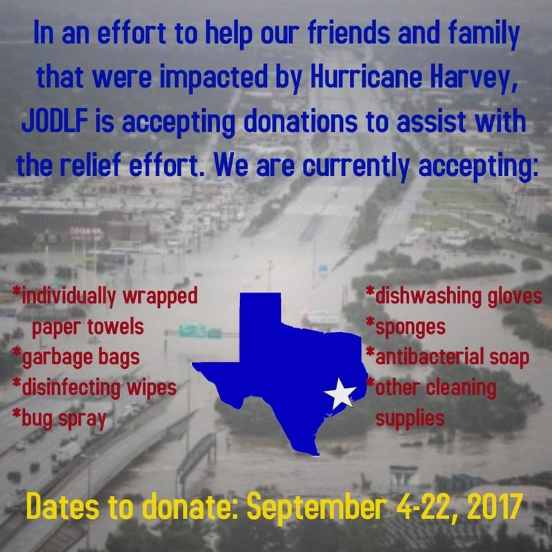 Houston Relief Effort