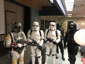 2nd Annual DMS Escape Room (Star Wars Style)