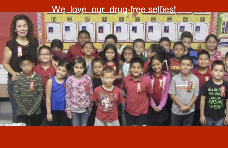 Edmondson Loves Their Drug Free Selfies Featured Photo