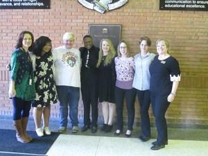 THS Literary Team
