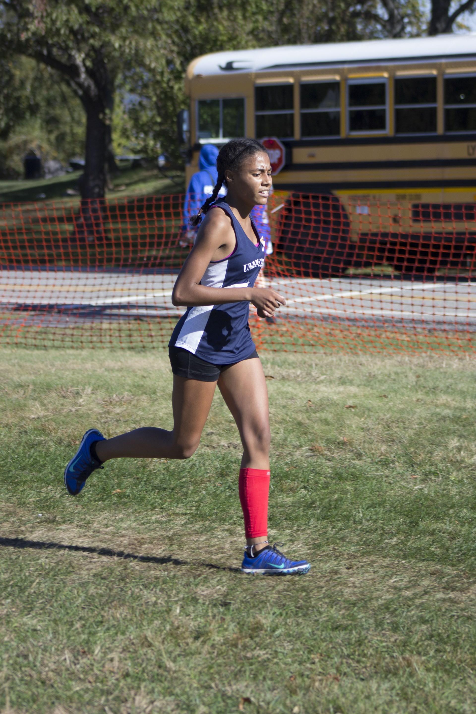 running 100 meter