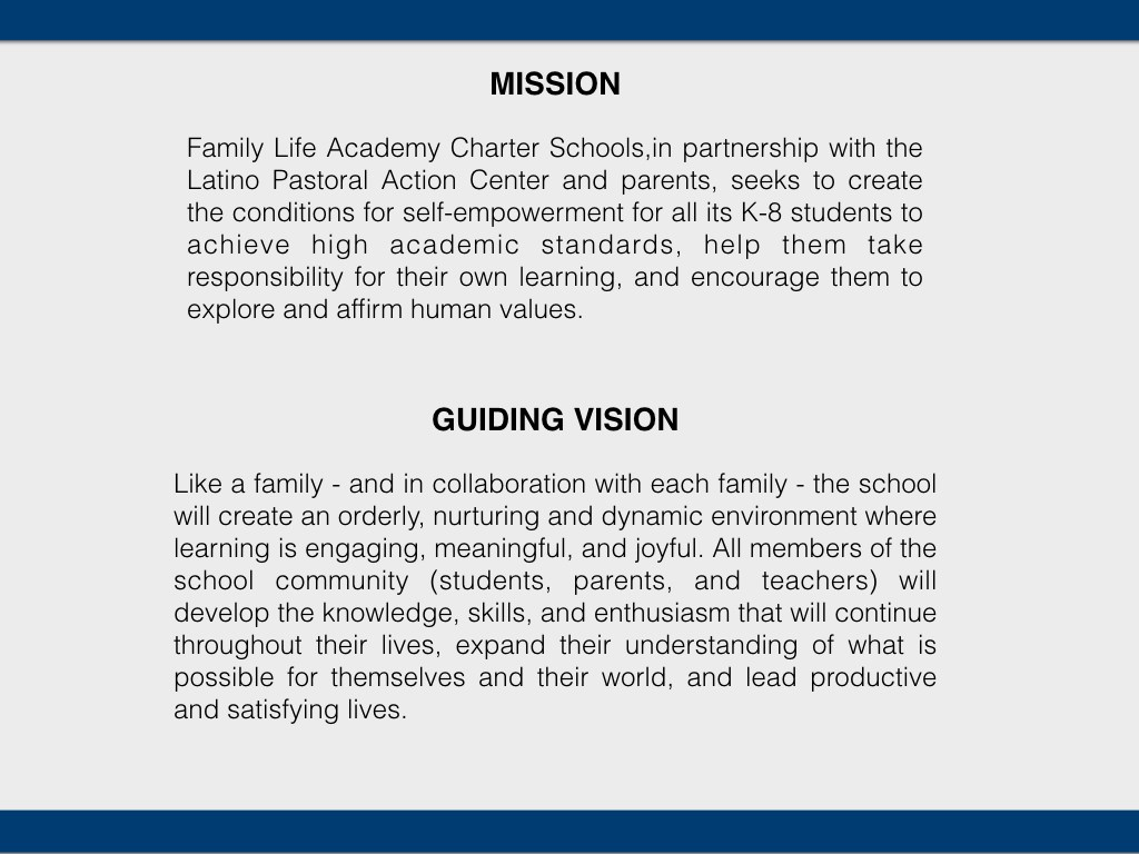 mission vision statement about us the network mission vision statement