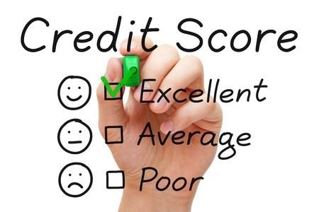 Excellent Credit