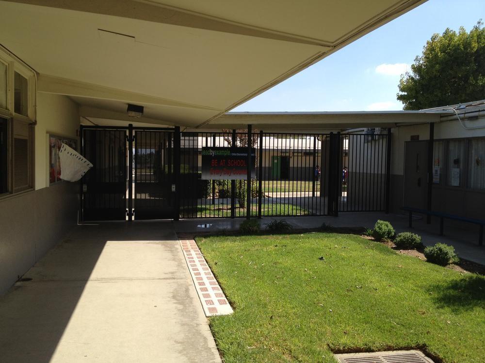 Olita Security Fence