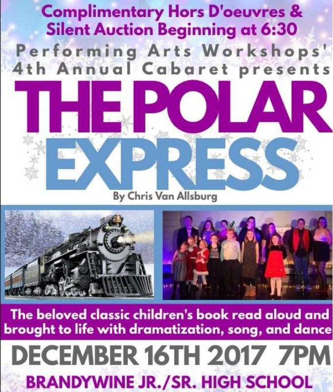 P.A.W. presents The Polar Express Thumbnail Image