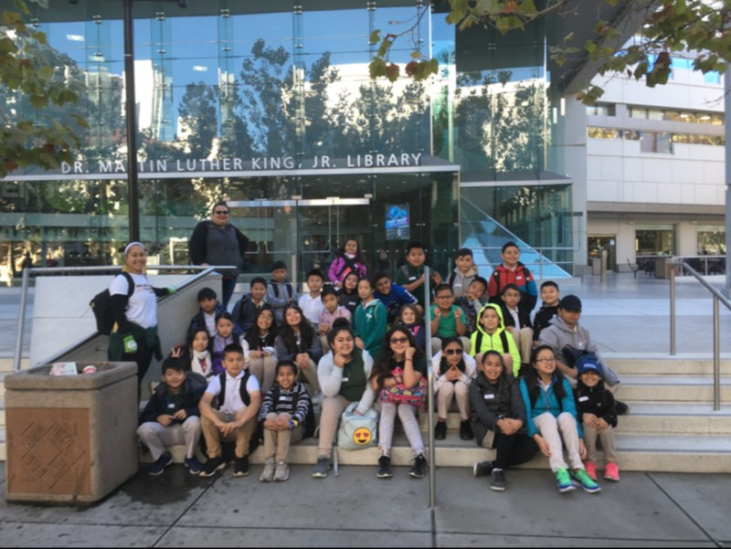 5th Grade Field Trip to SJSU Thumbnail Image