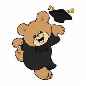 Graduating Bear