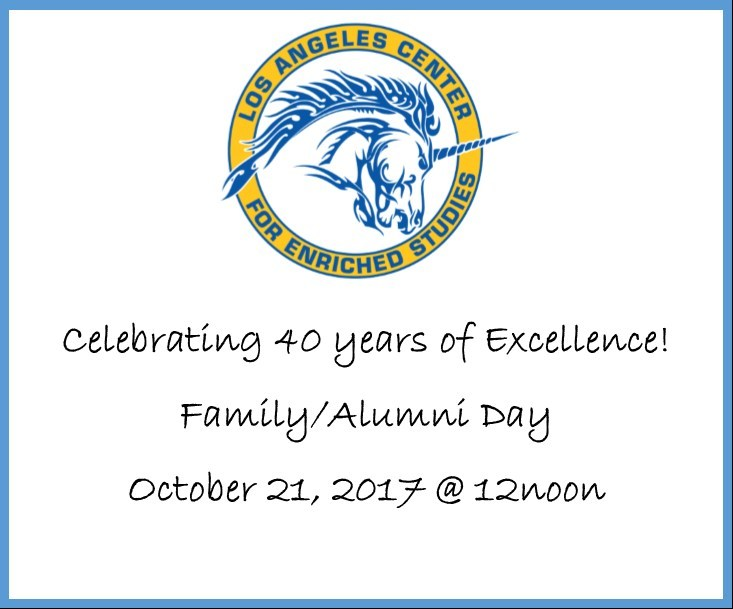 LACES 40th Anniversary Celebration Featured Photo