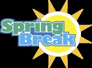 Spring Break with sun