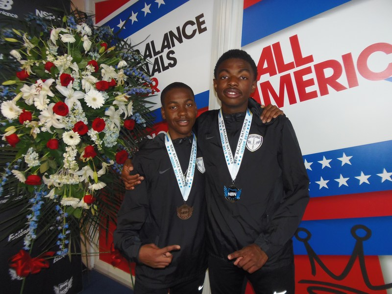 Cathedral's New Balance Nationals Indoor All-Americans Thumbnail Image