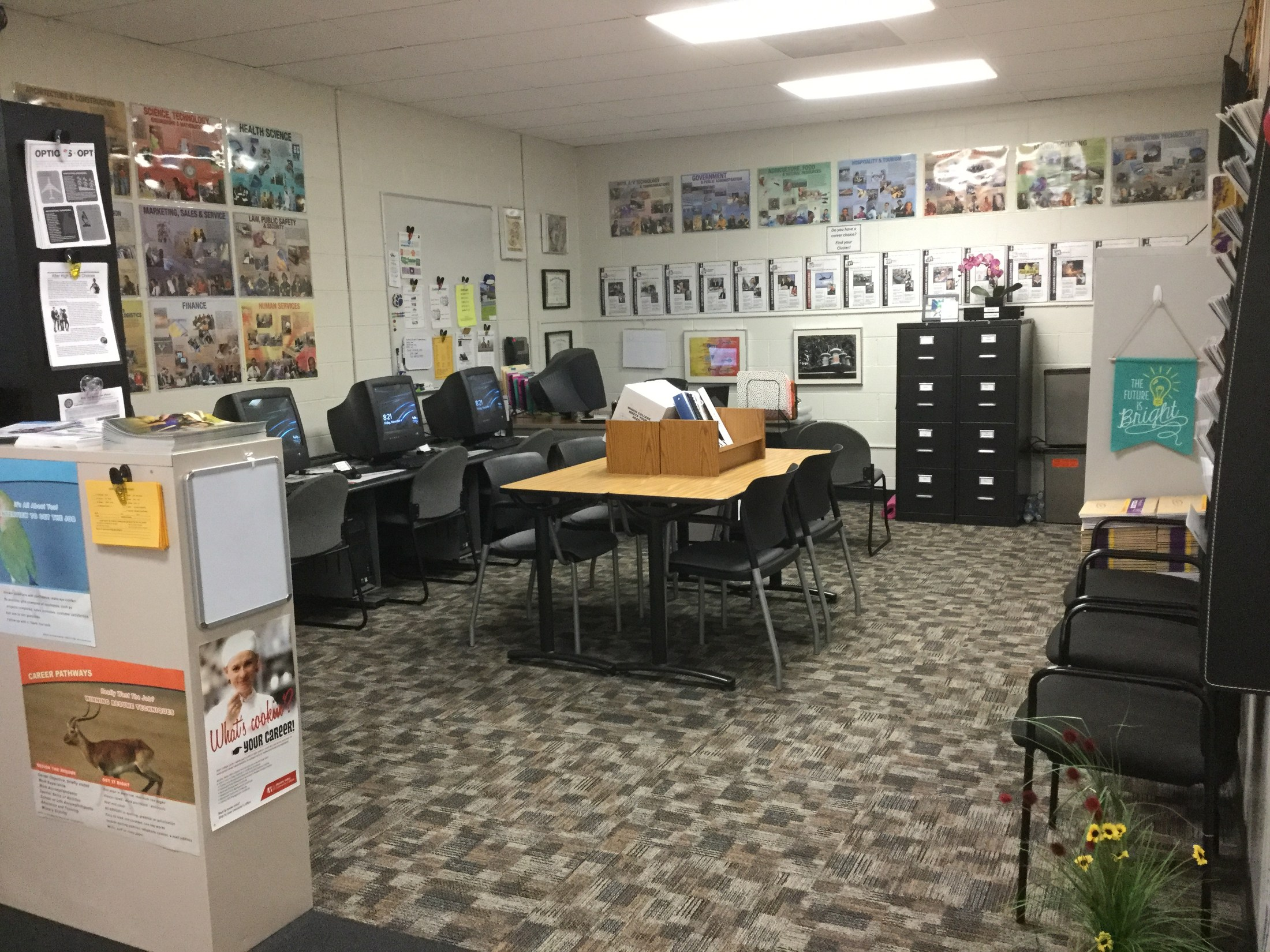 College Career Resource Center