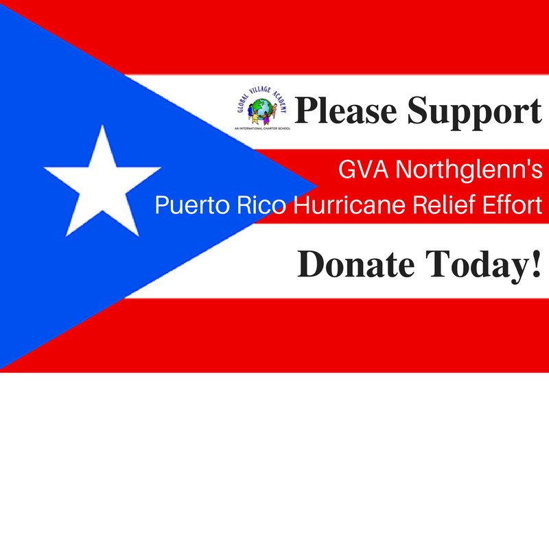 puerto rico flag with gva ng hurricane relief