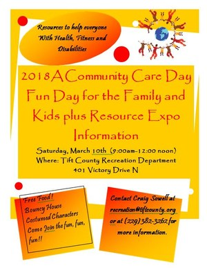 2018 Community Care Day