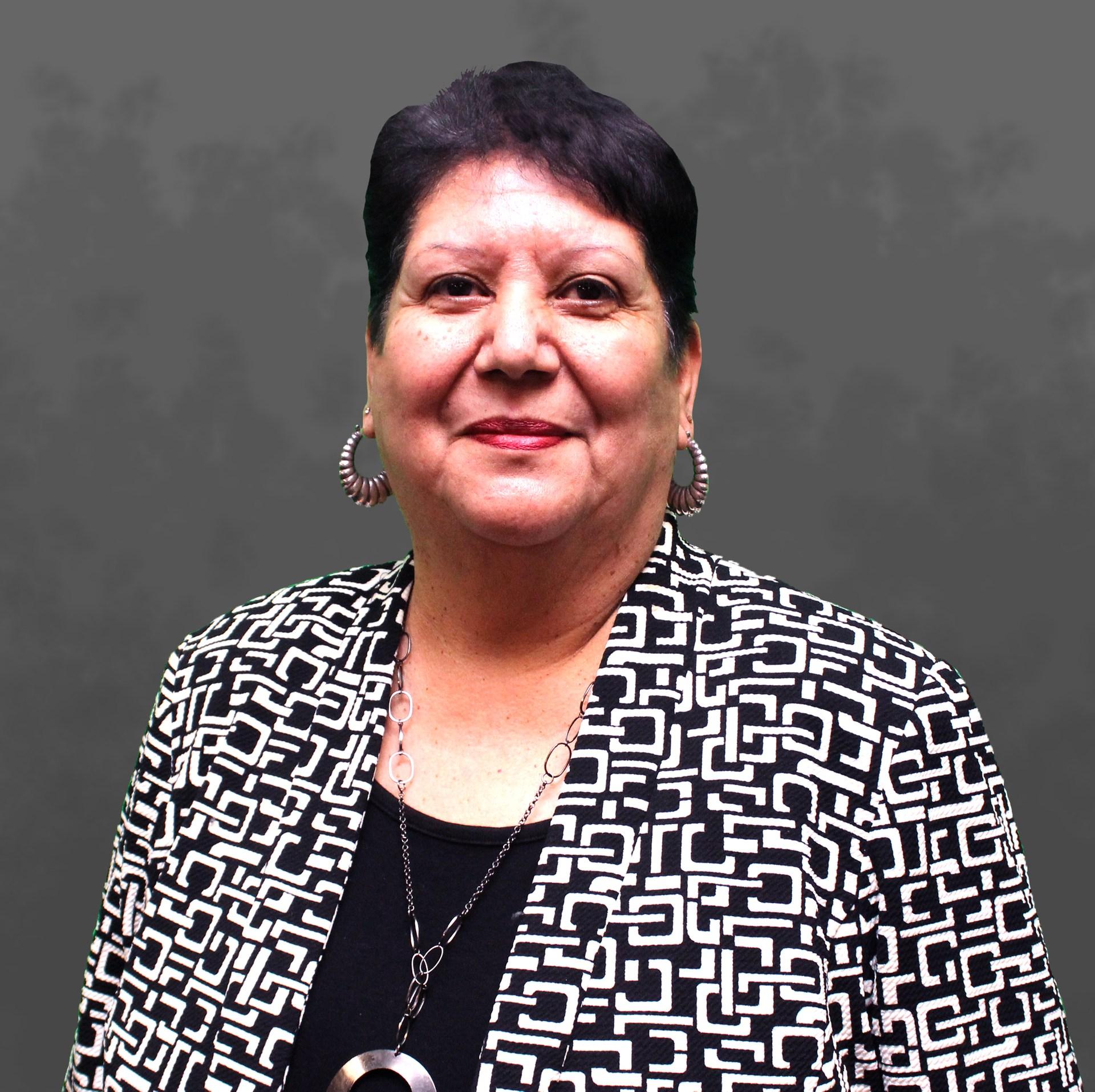 Board Trustee Janie Serna