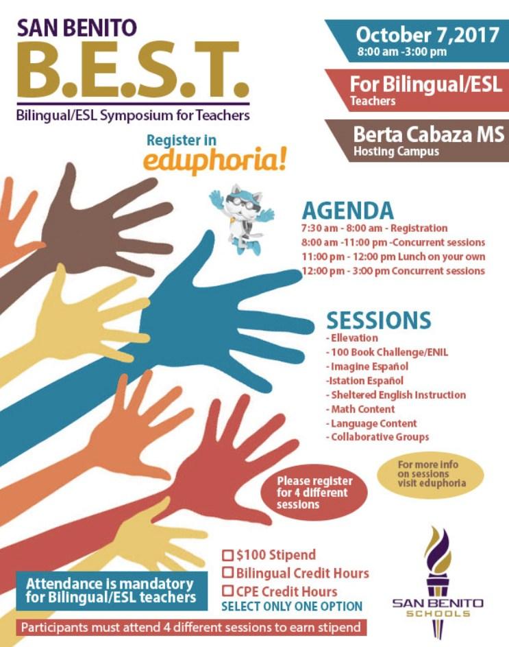 B.E.S.T. Flyer