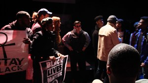 Scene from Low-Hanging Fruit, produced, written, and directed by Rickover's Dane Campbell