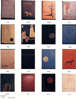 yearbooks 1958-1973.jpg
