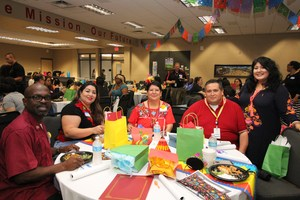 MISD Volunteer Appreciation Luncheon