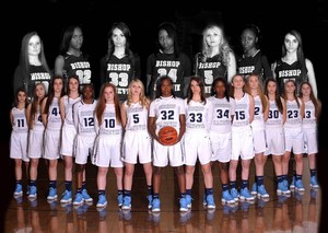 2017-18 Girls Basketball Team