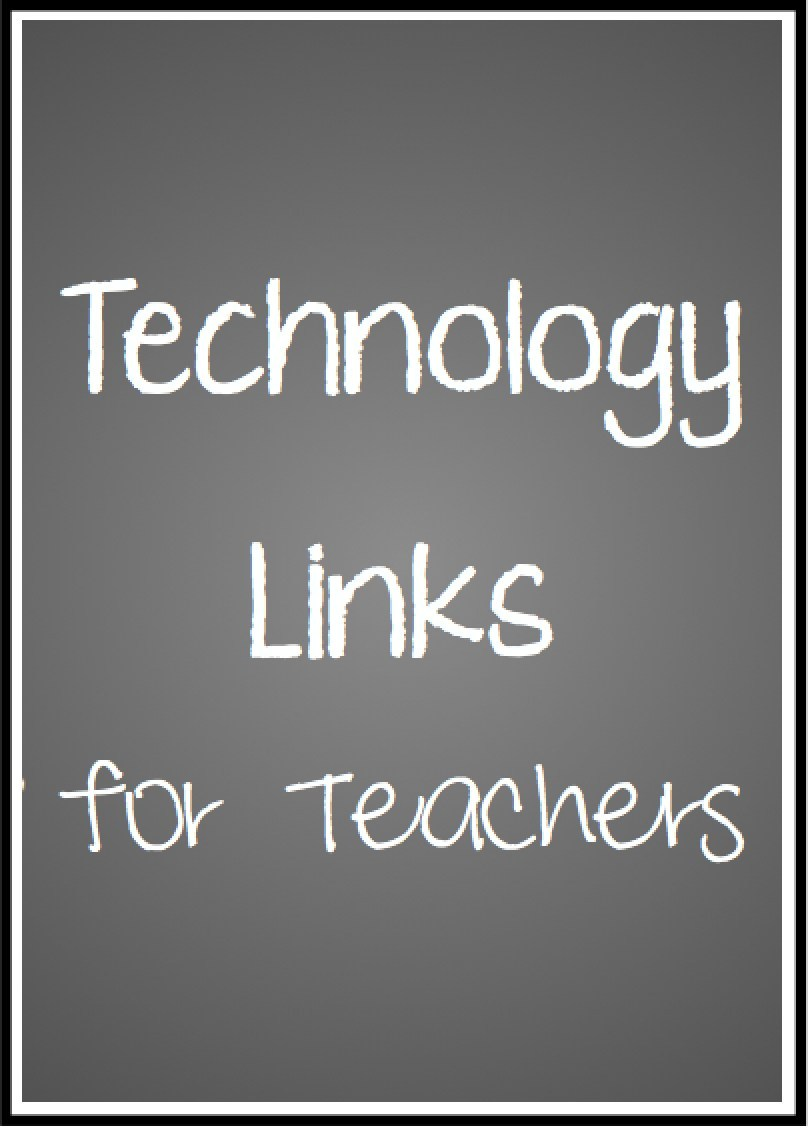 Technology Links Clipart