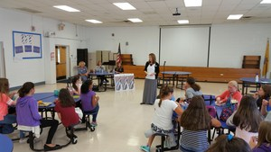 AAUW Presenters with 6th and 7th grade girls.jpg