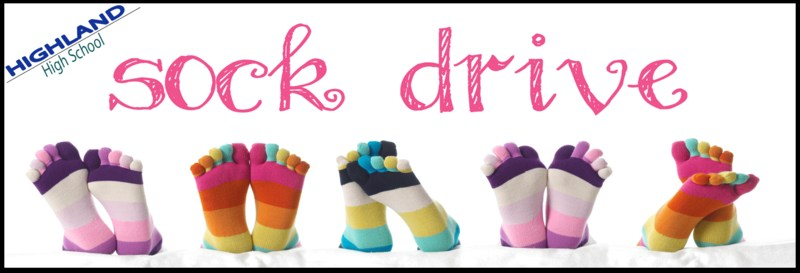 Support the Highland Sock Drive! Thumbnail Image